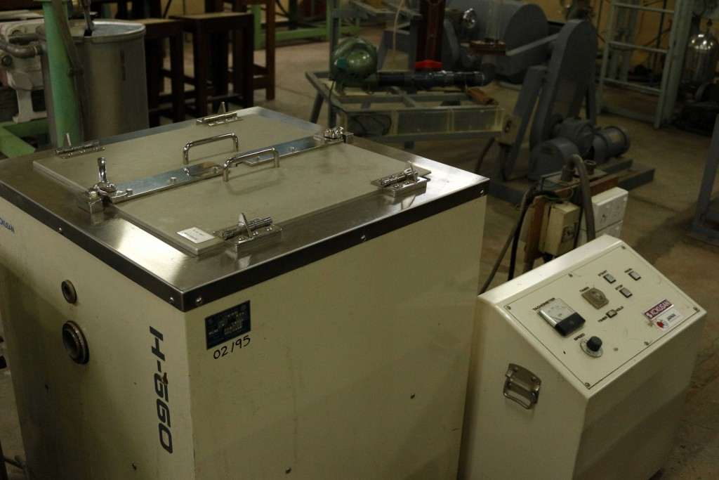Continuouse Centrifuge